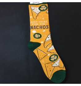 Lyla's: Clothing, Decor & More Just Here for the Nachos Socks