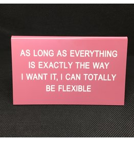 Lyla's: Clothing, Decor & More Flexible Funny Sign