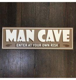 Lyla's: Clothing, Decor & More Man Cave Sign