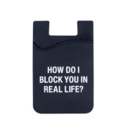Lyla's: Clothing, Decor & More How Do I Block You Phone Pocket