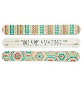 Lyla's: Clothing, Decor & More You Are Amazing Emory Board Set