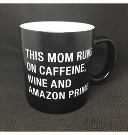 Lyla's: Clothing, Decor & More This Mom Runs On Coffee Mug