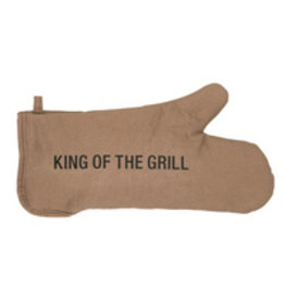 Lyla's: Clothing, Decor & More King of the Grill Grill Mitt