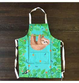 Lyla's: Clothing, Decor & More Sloth and Friends Kid's Apron