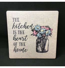 Lyla's: Clothing, Decor & More Heart of the Home Trivet