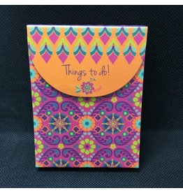 Lyla's: Clothing, Decor & More Things To Do Mini Notepad