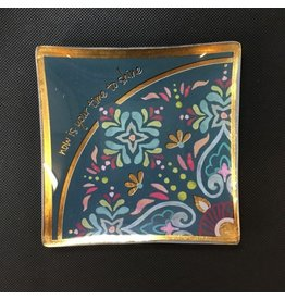 Lyla's: Clothing, Decor & More Trinket Tray Floral
