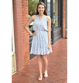 Lyla's: Clothing, Decor & More Vacation Time Striped Dress