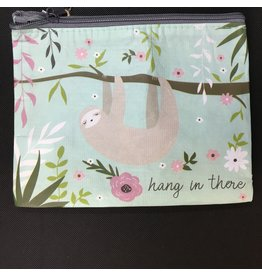 Lyla's: Clothing, Decor & More Hang In There Sloth Carry Bag