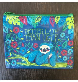 Lyla's: Clothing, Decor & More Better Late Than Ugly Sloth Bag
