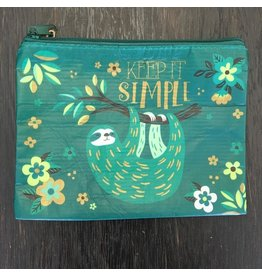 Lyla's: Clothing, Decor & More Keep It Simple Sloth Carry All Bag