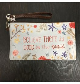 Lyla's: Clothing, Decor & More Believe There is Good Faith Bag