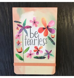Lyla's: Clothing, Decor & More Be Fearless Purse Notepad