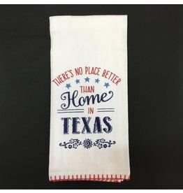 Lyla's: Clothing, Decor & More Texas Tea Towel: No Place Better