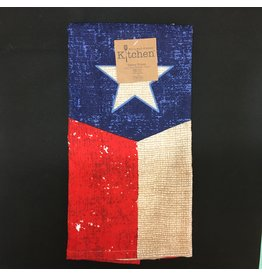 Lyla's: Clothing, Decor & More Texas Tea Towel: State Flag