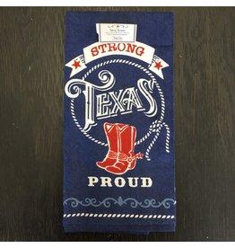 Lyla's: Clothing, Decor & More Texas Tea Towel: Texas Strong