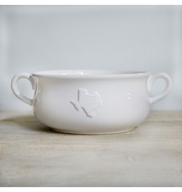 Lyla's: Clothing, Decor & More Texas Double Handle Bowl