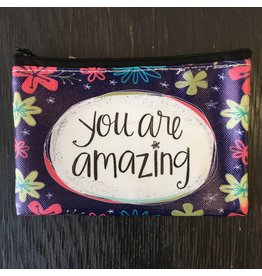Lyla's: Clothing, Decor & More You Are Amazing Coin Purse