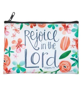 Lyla's: Clothing, Decor & More Rejoice in the Lord Coin Purse