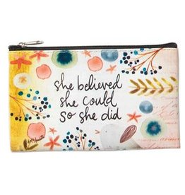 Lyla's: Clothing, Decor & More She Believed She Could Coin Purse