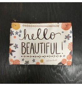 Lyla's: Clothing, Decor & More Hello Beautiful Coin Purse