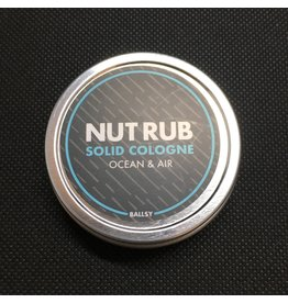 Lyla's: Clothing, Decor & More Nut Rub Cologne: Ocean