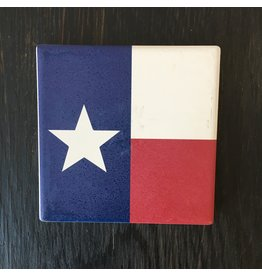Lyla's: Clothing, Decor & More Texas Flag Coaster