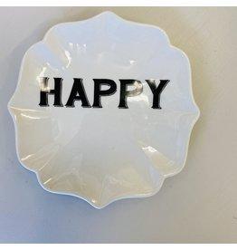 Pomp & Prose Happy Appetizer Plate PPT
