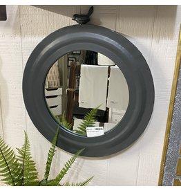 Pomp & Prose Round Bird Mirror PPT