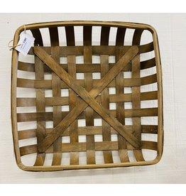 Pomp & Prose Tobacco Basket PPT