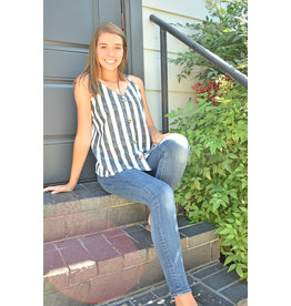 Lyla's: Clothing, Decor & More Stylish and Sweet Striped Top