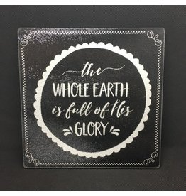 Lyla's: Clothing, Decor & More Full of His Glory Trivet