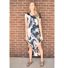 Lyla's: Clothing, Decor & More Must Have Tie Dye Maxi Dress