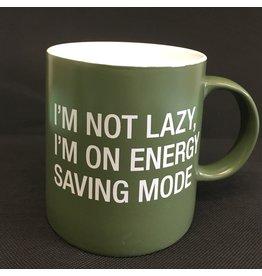 Lyla's: Clothing, Decor & More Energy Mode Man Cave Mug