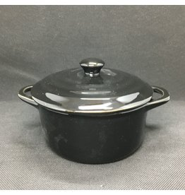 Lyla's: Clothing, Decor & More Black Baker Pot