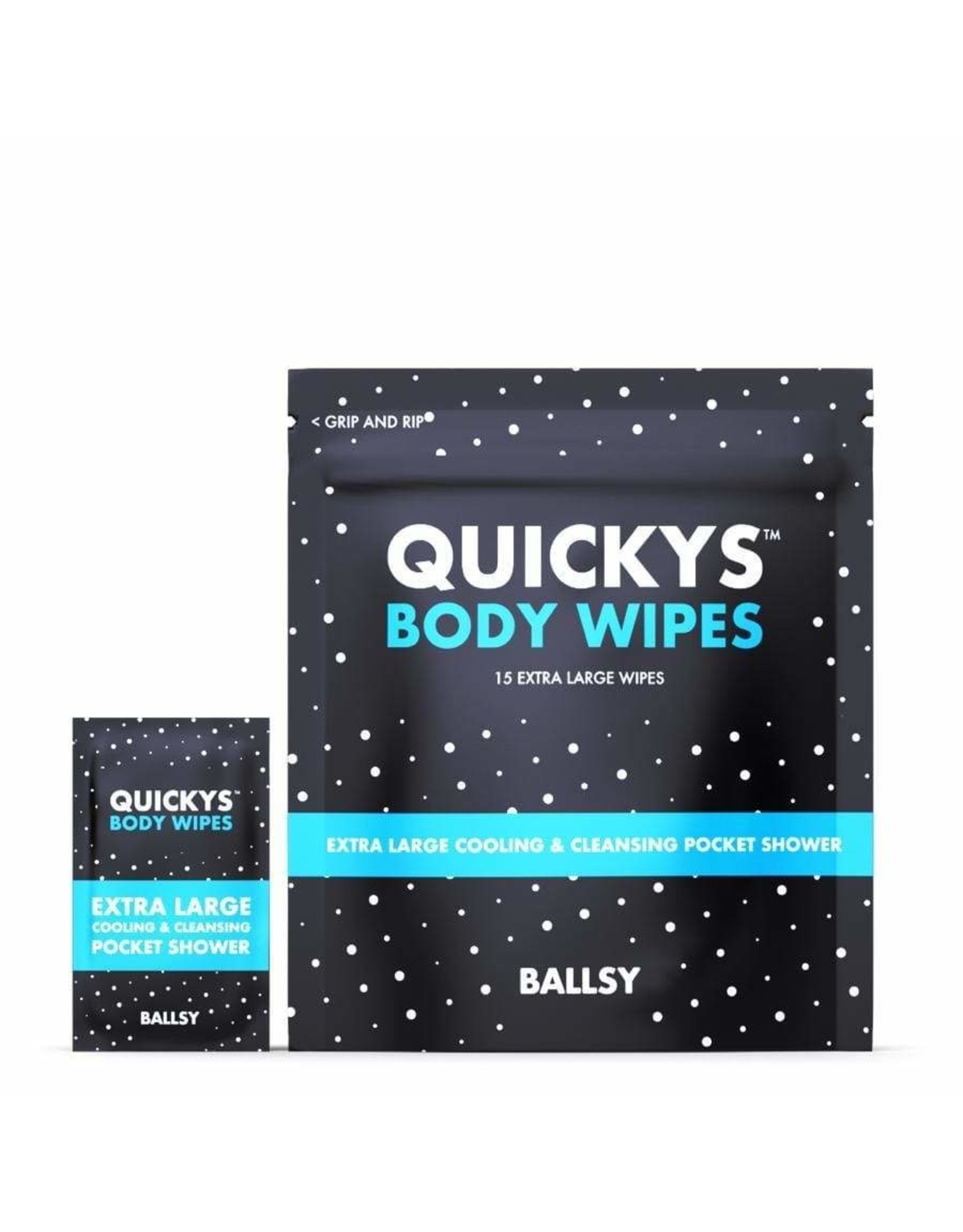 Lyla's: Clothing, Decor & More Quicky Wipes by Ballsy