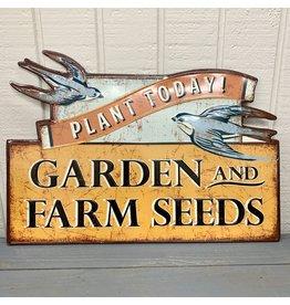 Pomp & Prose Metal Garden Farm Fresh PPT