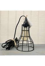 Pomp & Prose Hanging Cage Pendant Light PPT