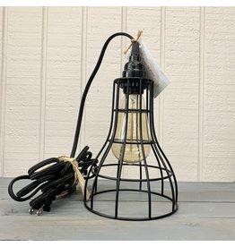 Pomp & Prose Hanging Cage Pendant Light PPT