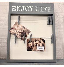 Pomp & Prose Enjoy Life Photo Board PPT