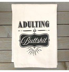 Pomp & Prose Adulting Towel PPT