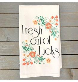 Pomp & Prose Fresh Out Tea Towel PPT