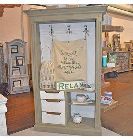 Pomp & Prose Mud Room Shelf PPT