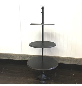 Pomp & Prose 3 Tiered Metal Stand PPT