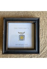 Pomp & Prose Tiny Frame w/Inspirational Prints PPT