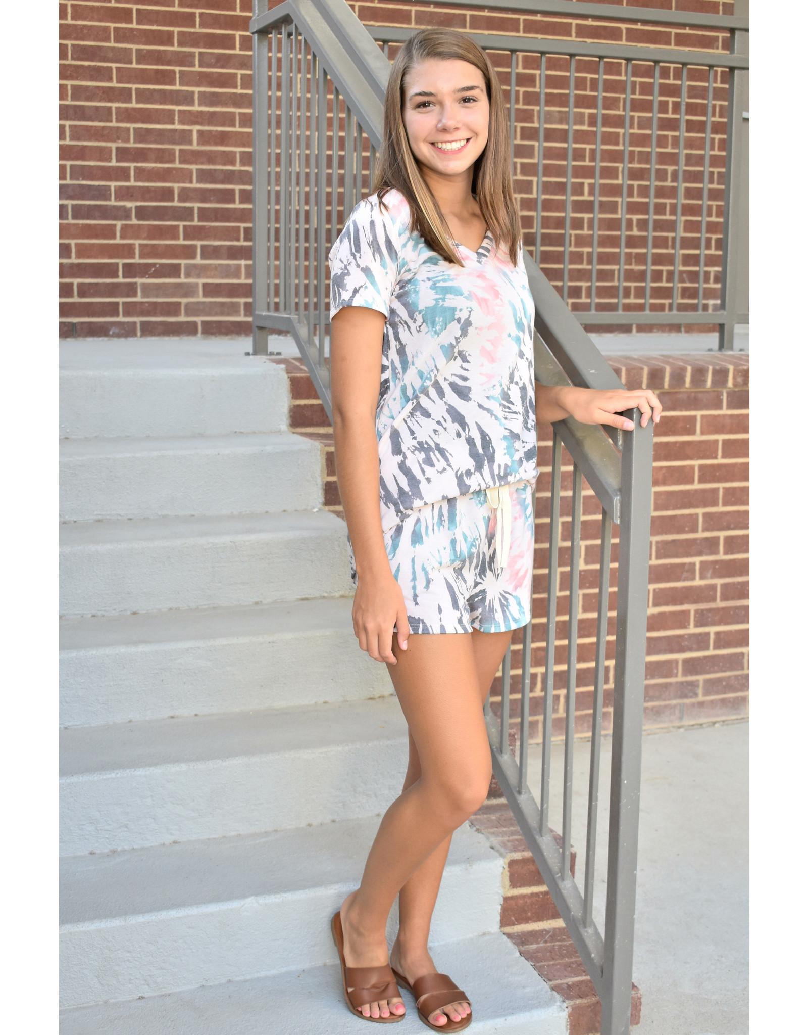 Lyla's: Clothing, Decor & More Spotted Loungewear Set