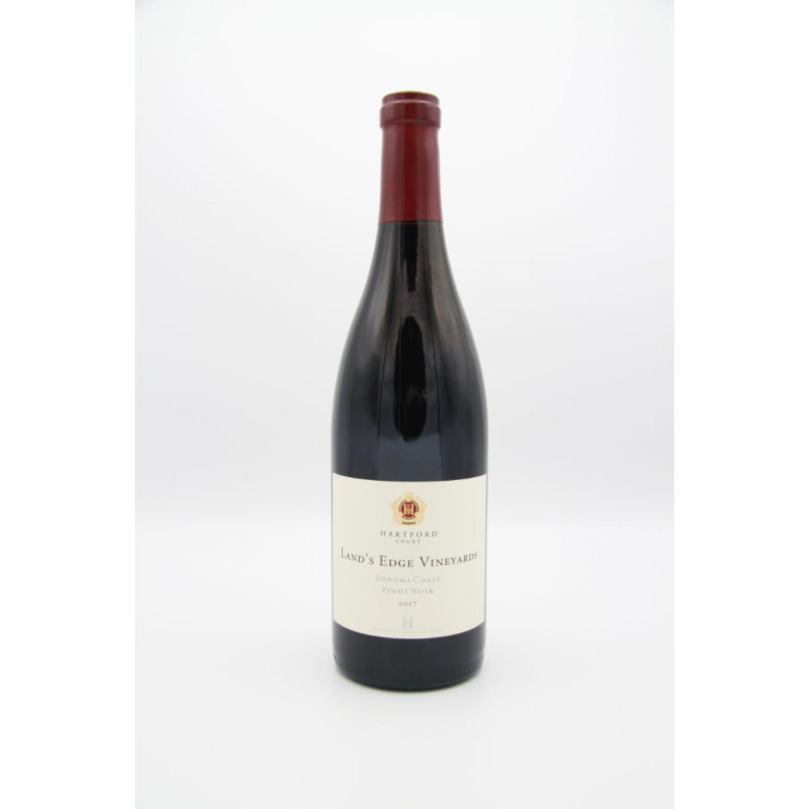 2017 Hartford Court 'Land's Edge Vineyards' Pinot Noir