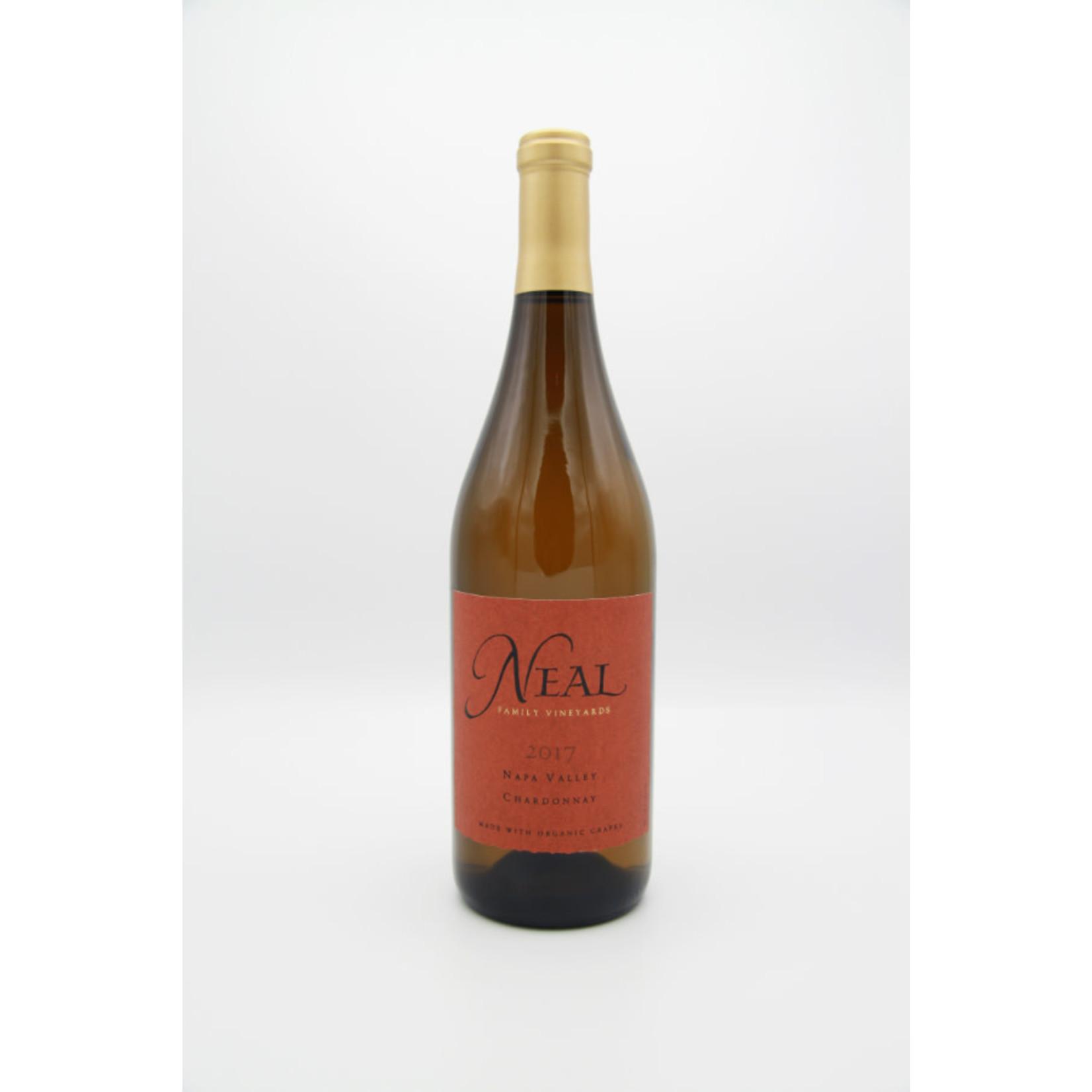 2017 Neal Family Vineyards Chardonnay