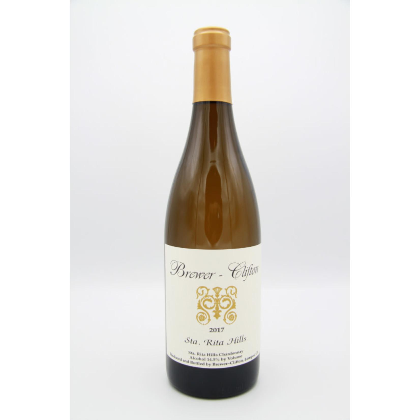 2017 Brewer Clifton Sta. Rita Hills Chardonnay