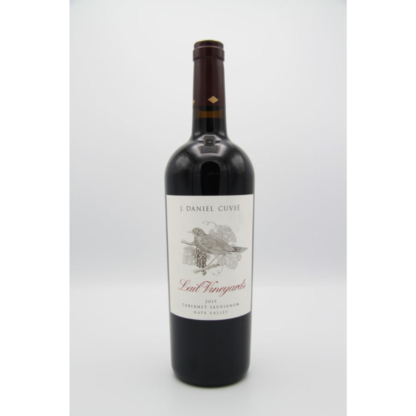 2015 Lail Vineyards 'J. Daniel Cuvée' Cabernet Sauvignon